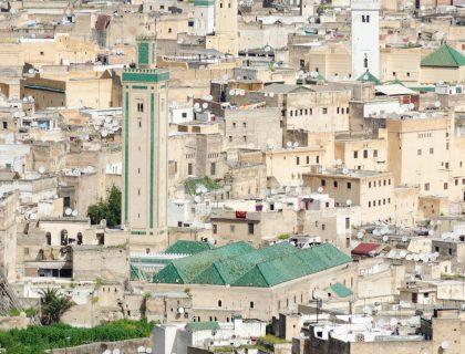 circuit des villes impériales du Maroc: Fés