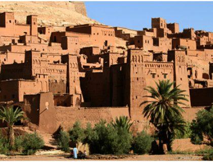 Ait-ben-haddou-kasbah