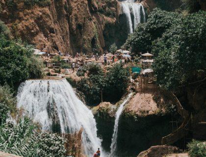 cascade Ouzoud4