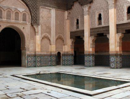 visitez Marrakech
