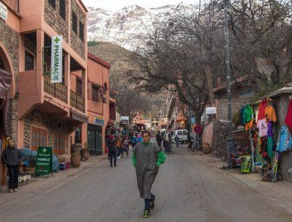 village-Imlil-massif-Toubkal-Maroc