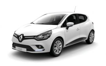Renault Clio 4 automatic