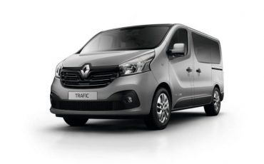 Renault Trafic Combi – 8 pax